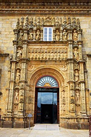 Parador de Santiago, tour operador España